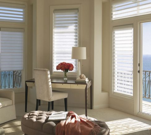 Why Choose Luxaflex Blinds Over Curtains?