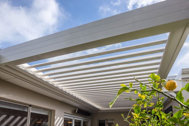 All Seasons Louvre Roof Systems