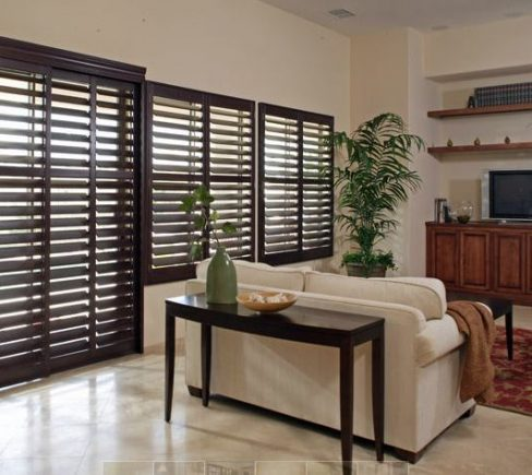 Why Plantation Shutters are Recommended for Your Kitchen?