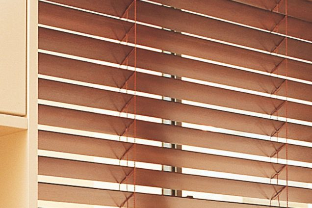 Timber or PVC Venetian Blinds